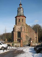 Sint-Denijskerk, Roborst