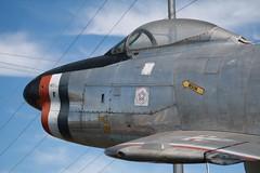 "F-86D ""Sabredog"" 52-10115 (Pasley Aviation Photography) Tags: arizona chandler f86d sabredog 5210115"
