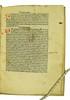 Manuscript capitals, paragraph marks and annotations in Albertus Magnus [pseudo-]:  Liber aggregationis, seu Liber secretorum de virtutibus herbarum, lapidum et animalium quorundam