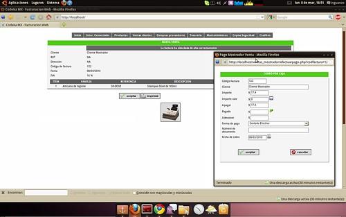 codekamx venta de mostrador