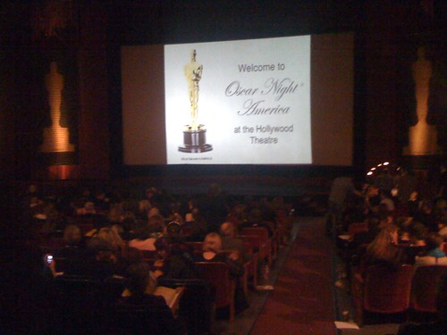 The Oscars Come to Portland | Hollywood Theatre's Oscar Night America 2010
