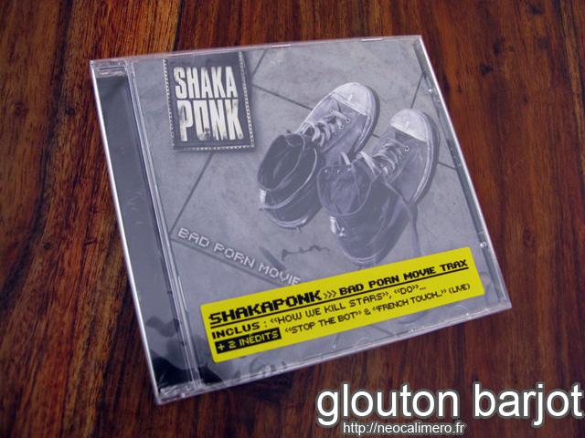 shaka ponk - bad porn movie trax