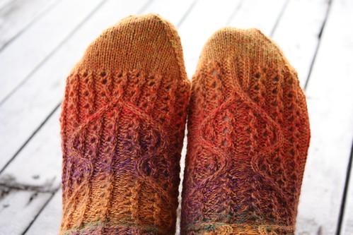 TTL Mystery Socks