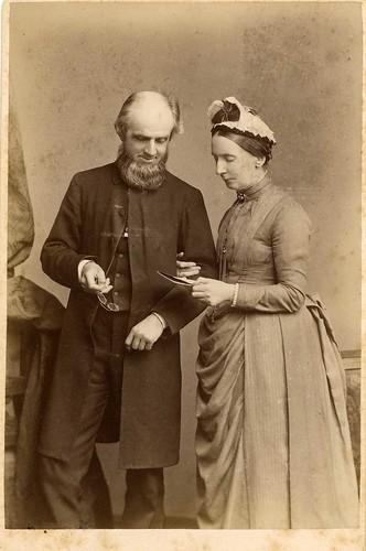 Tom & Lucy Tonge (Butler)