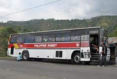 Philippine Rabbit 3061 (Api IV =)) Tags: bus rabbit nissan diesel euro philippines philippine baguiocity 3061 prbl marcoshighway ndpc