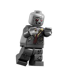 Lego 8683 Minifig Zombie