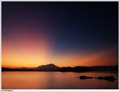 Lembayung syuruk 13 Mac di Mengkabong.. (sam4605) Tags: morning sunrise river landscape ed olympus mount kotakinabalu gunung e1 sabah kinabalu sungai pemandangan tuaran zd gunungkinabalu mengkabong 1260mm sam4605