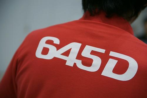 Pentax 645D !