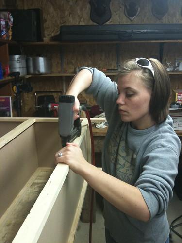 Life list: Learn Carpentry