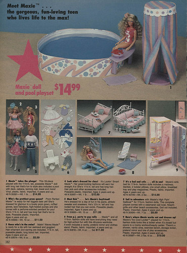 1988 Sears Christmas Catalog Page 382