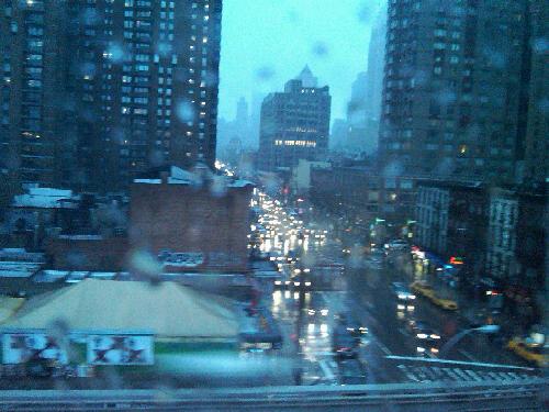 9th Ave Rainstorm