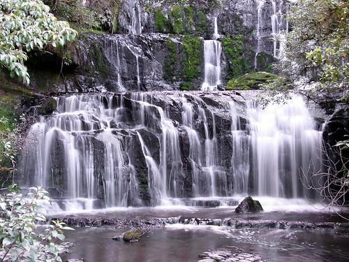 Purakaunui Falls v2