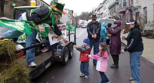 St Patricks Day Parade Jim Thorpe-8
