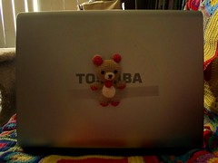 Poor Woman's Korilakkuma Laptop