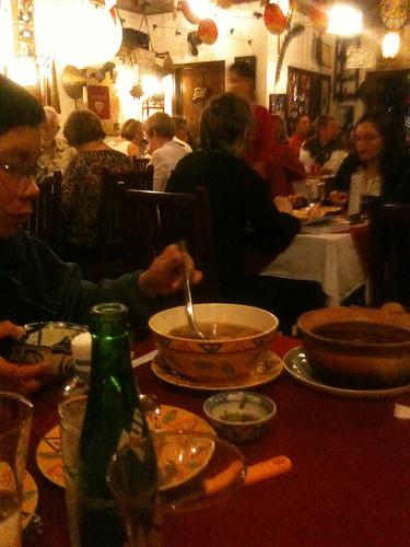 Dinner in Hue