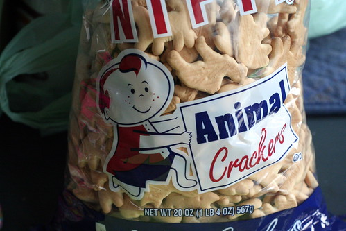 animal crackers!
