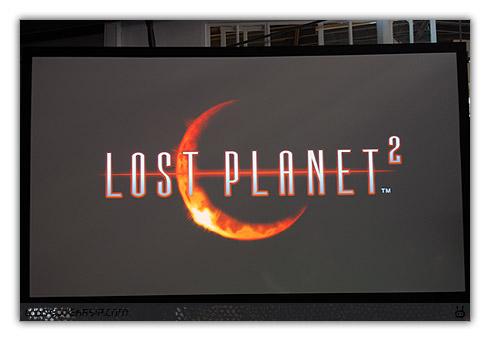 Avant-première de Lost Planet 2