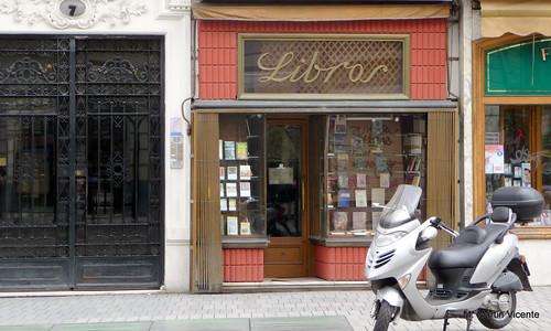 En la calle Narváez. Madrid