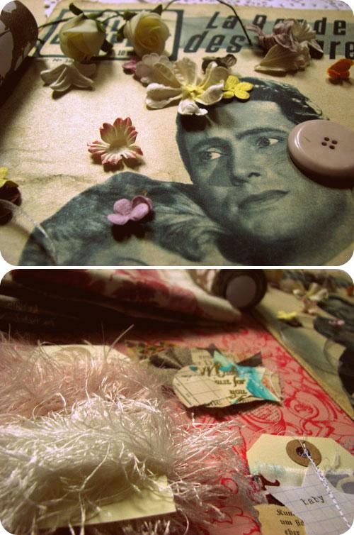 """Kit """"Shabby Princess"""" (détails)"""