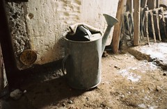 My Leika (misha.ilin) Tags: canon russia inventory wateringpot oldthings colourfilm