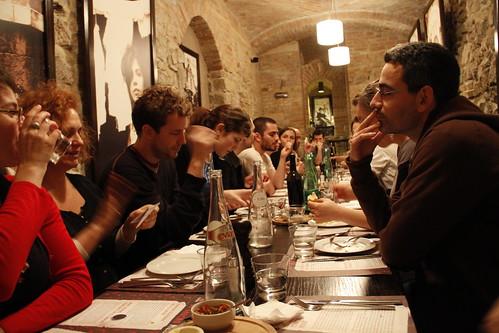 Lunch in Argentinean steakhouse El Gaucho (Bratislava)