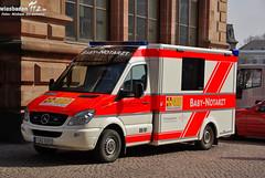 Neuer Baby-NAW ASB Wiesbaden 11.03.10