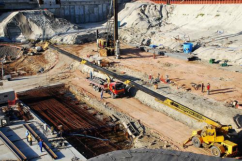 Estaleiro Rio Grande 1 deve ser entregue em meados de abril. Crédito: BD