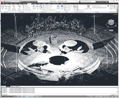Point Cloud in AutoCAD 2011