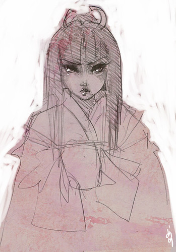 asian ghost-girl