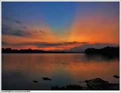 Pagi di Mengkabong (sam4605) Tags: morning sunrise landscape ed olympus malaysia borneo sabah rol rayoflight tuaran zd mengkabong sabahborneo 1442mm kotkinabalu