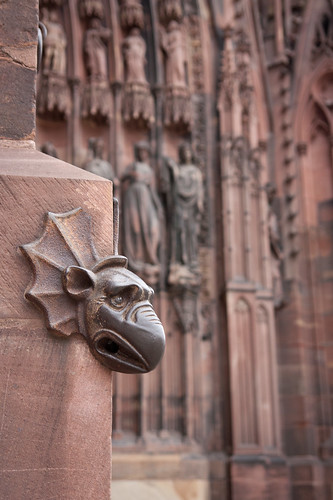 Strasbourg Cathedral ornament (by Yaisog Bonegnasher)