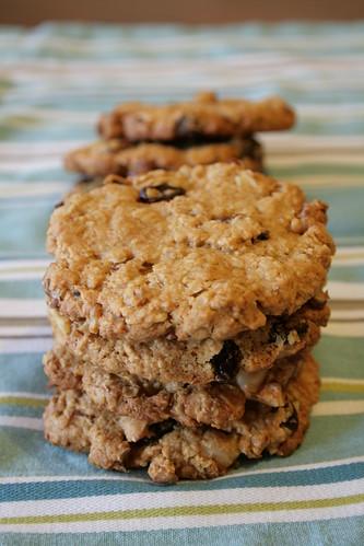 Diaper cake, oatmeal cookies, katherine 018