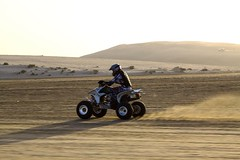 Riding fast! (bo3abed99) Tags: monster dunes dune yamaha suzuki wheelie  sealine  themonster   honda450     alkuwari aludaid