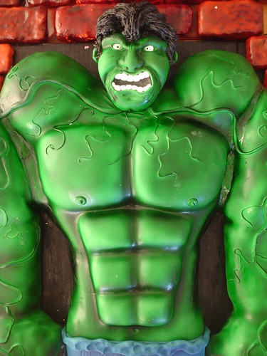 The Incredible (edible) Hulk