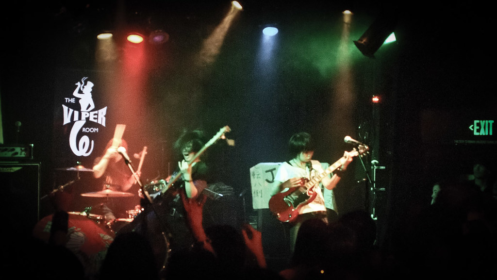 JinnyOops at Japan Nite at The Viper Room