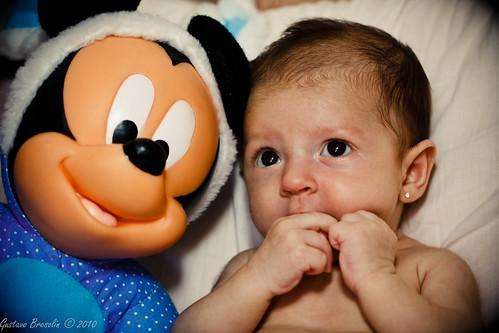 Mickey e Lara