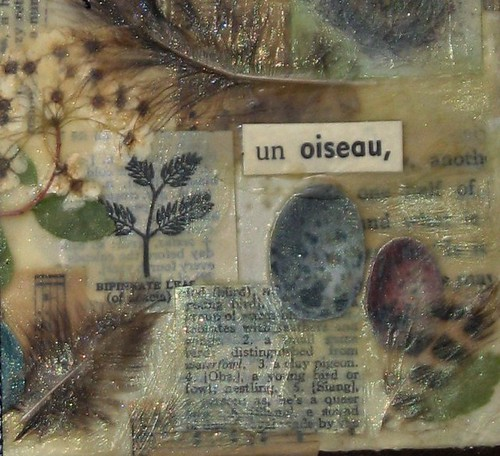 bird n egg beeswax collage 001