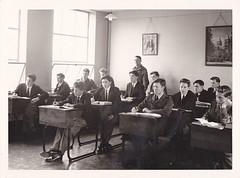Stamford School Class cira 1955