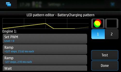LED-Pattern