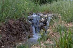 weiches Wasser - Langzeitbelichtung Mühlhausen