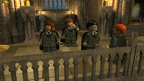 LEGO Harry Potter: Years 1-4 Game, on Flickr