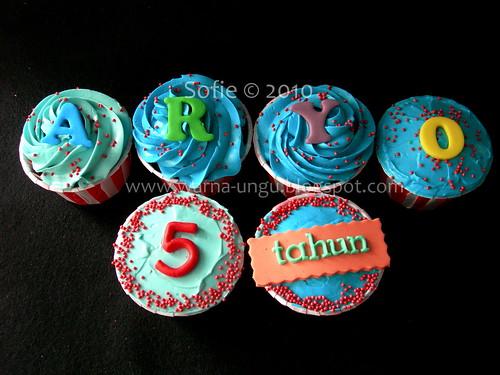 cupcake aryo
