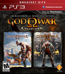 God of War Collection Greatest Hits
