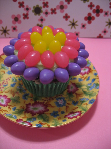 Easter Party Cupcakes