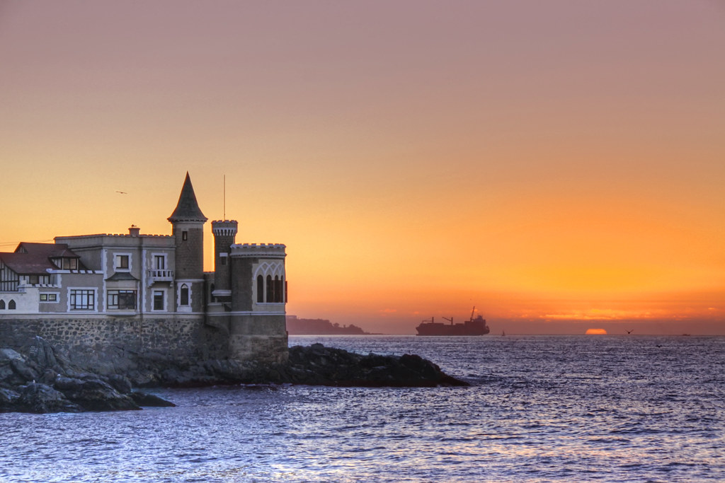 Castillo Wulff - Viña del Mar