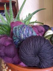 Yarn casserole