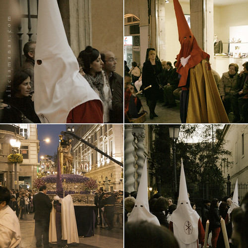 Procesiones en Granada