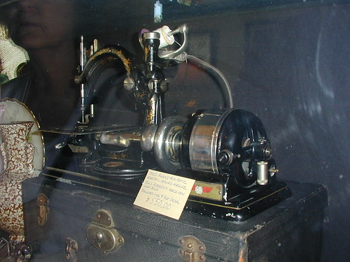 Early Sewing Machine