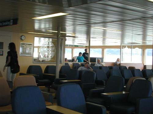Bored Passengers