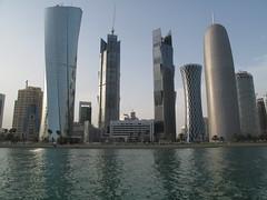 Skyline - Doha, Qatar